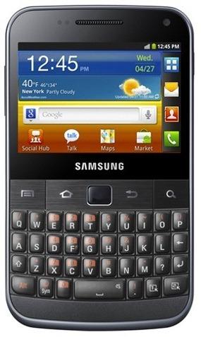 B7800 Galaxy M Pro