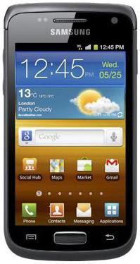 I8150 Galaxy W